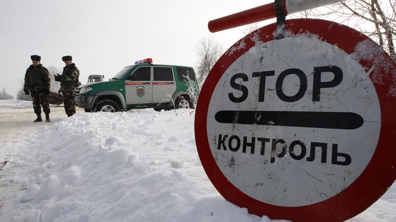 24 канал: Украина закрыла въезд для мужчин, если они из России