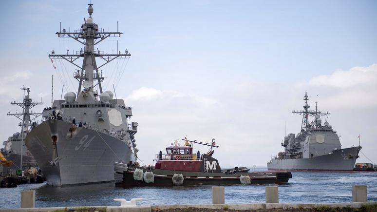Hill: cенатор США призвал отправить в Чёрное море флот — чтобы вразумить Путина