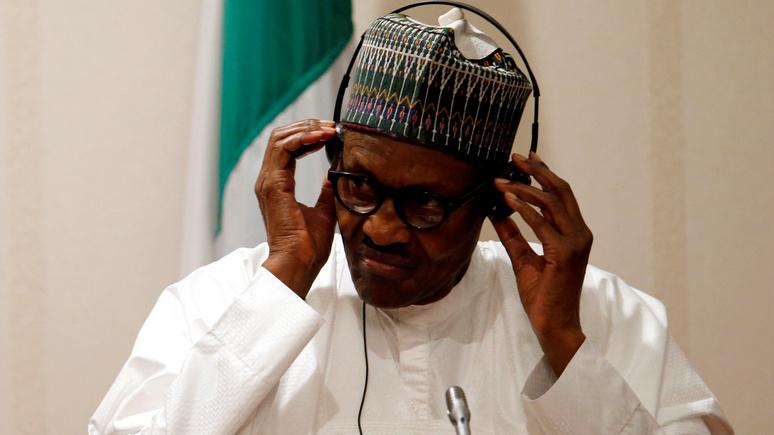 Guardian: президент Нигерии опроверг сплетни о своей смерти и подмене двойником