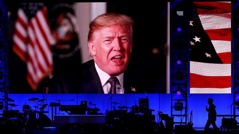 DN: построенное Бушем-старшим Трамп активно рушит — Путину и саудовцам на радость