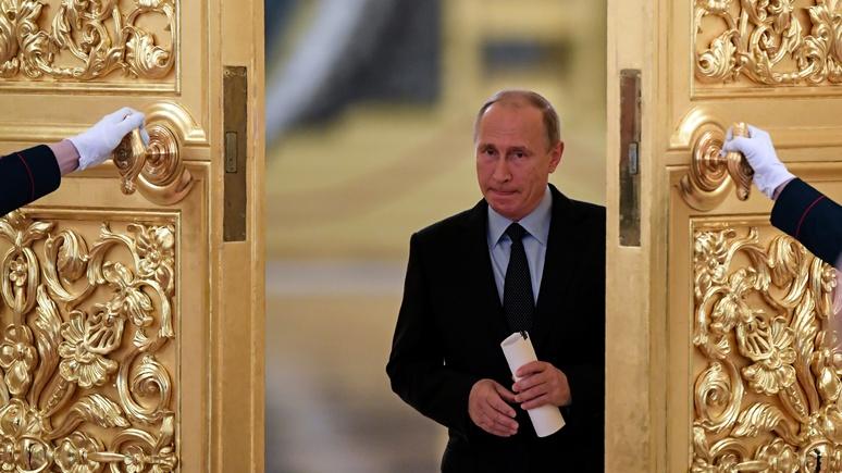 Французский эксперт: Путин побеждает потому, что лучше подкован в географии