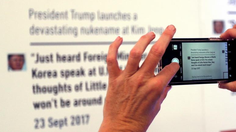 Der Tagesspiegel: Трамп назвал военный бюджет США «безумным» и заговорил о разоружении