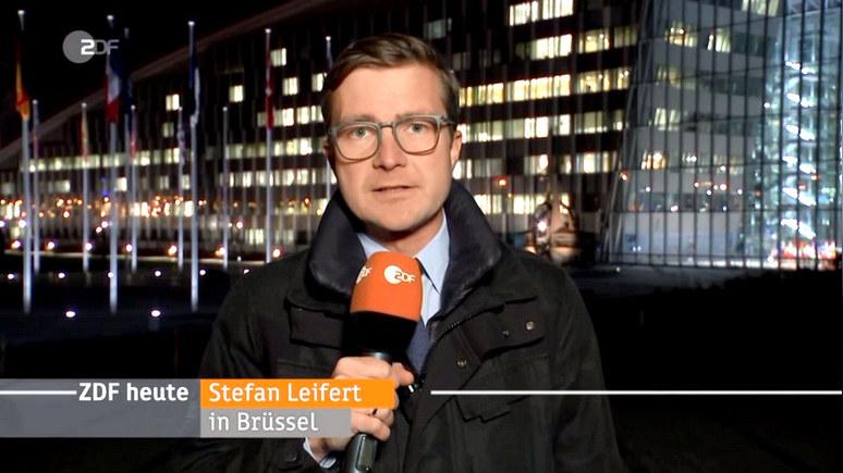 ZDF: разочаровывающий баланс для НАТО — почти пять лет устрашения Россию не впечатлили