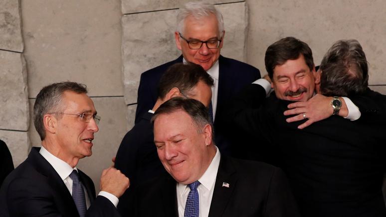 Der Spiegel: НАТО объявило ультиматум, а как наказывать за его невыполнение не знает