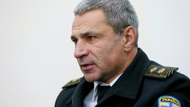 Bild: украинский адмирал вызвался сесть в российскую тюрьму вместо своих матросов