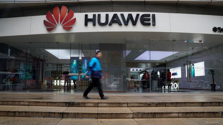 Wirtschaftswoche: Huawei стала символом проблем в отношениях США и Китая