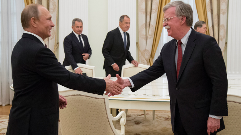 National Interest: с Россией нужно поладить — не ради дружбы, а ради безопасности