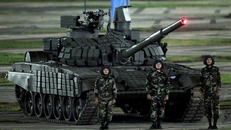 National Interest рассказал об ударных силах российской армии