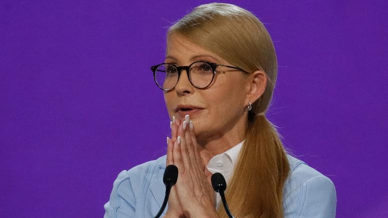 WSJ: Тимошенко «обхаживает» Вашингтон, пытаясь поправить имидж