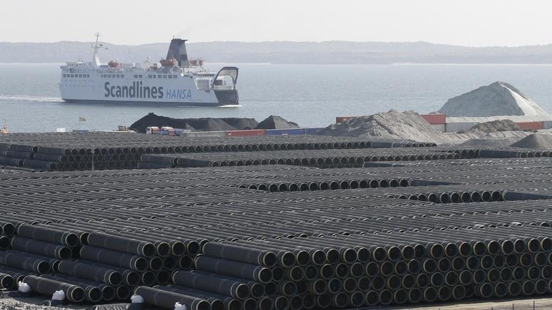 Xinhua: в США призвали всех участников «Северного потока — 2» отказаться от проекта