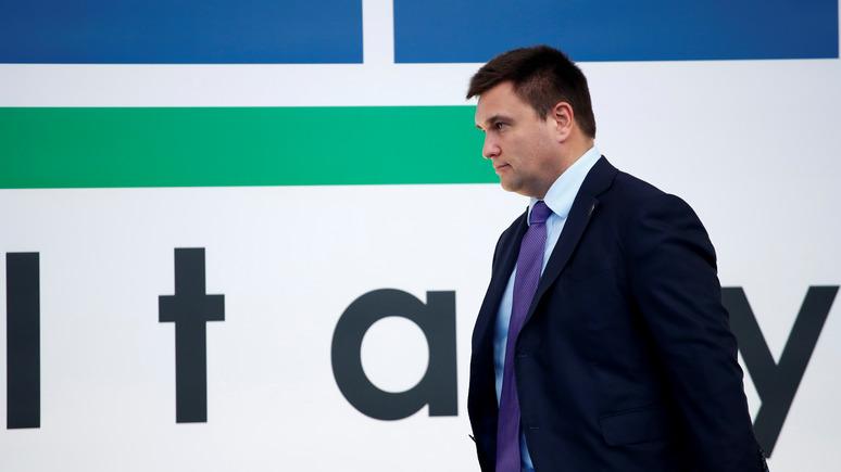 УП: Климкин назвал инициативу Германии по Азову новой санкцией против России