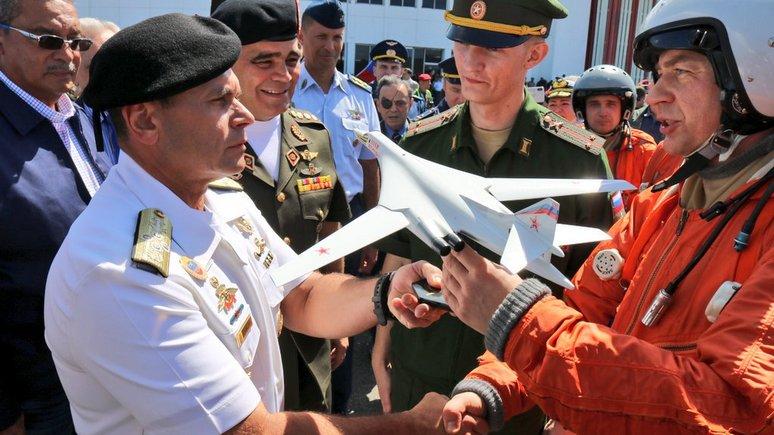 «Неуместная критика»: Москва отвергла претензии Вашингтона к российским ВКС в Венесуэле