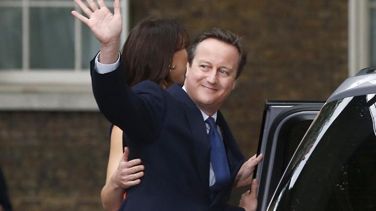 Independent: несмотря на хаотичный брексит, Кэмерон о созыве референдума не жалеет