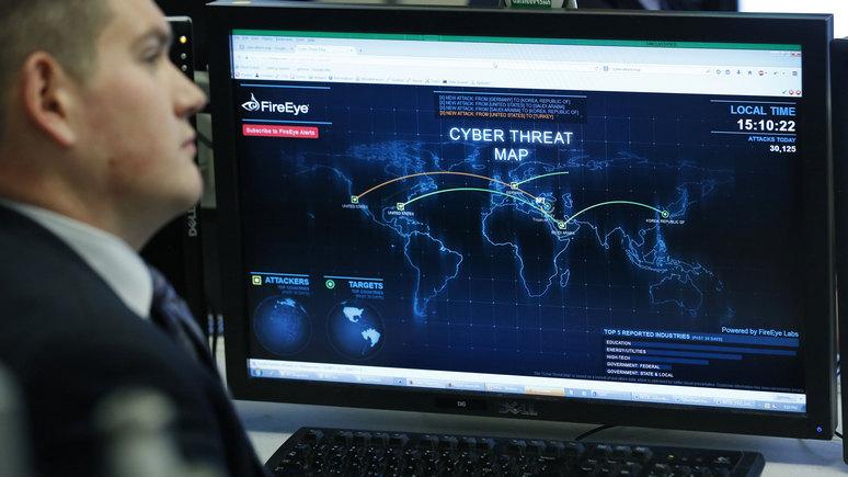 WSJ: в игре в кошки-мышки против иностранных хакеров США оказались не на высоте
