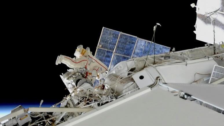 NYT: при отказе США сотрудничать в космосе, Россия обратится к Китаю