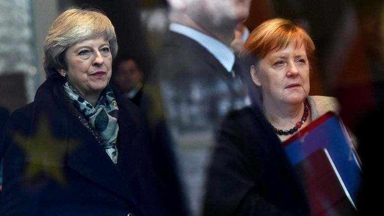 NYT: навести порядок в европейском доме в этом году так и не получилось
