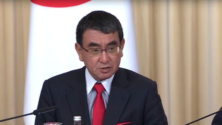Mainichi Shimbun: главе МИД Японии досталось за молчание о Курилах