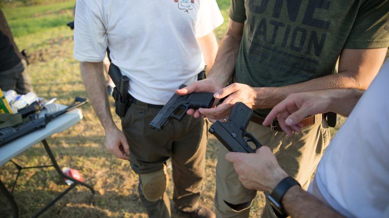 Guardian: в США уровень смертности из-за применения огнестрельного оружия пробил новый потолок
