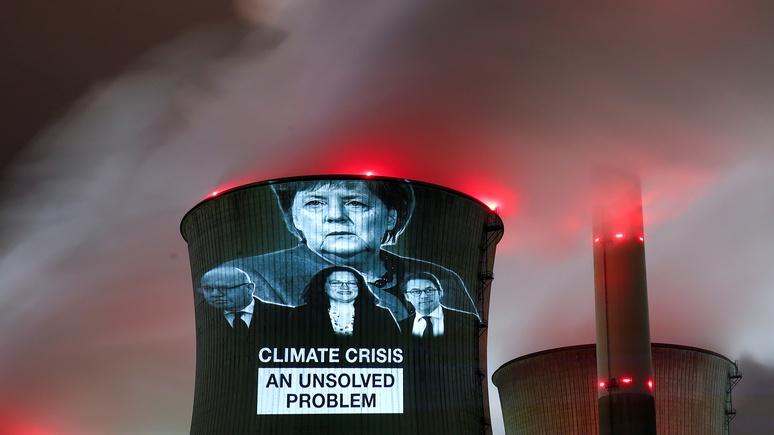 Guardian: Китай призвал развитые страны «выплатить долг» за глобальное потепление
