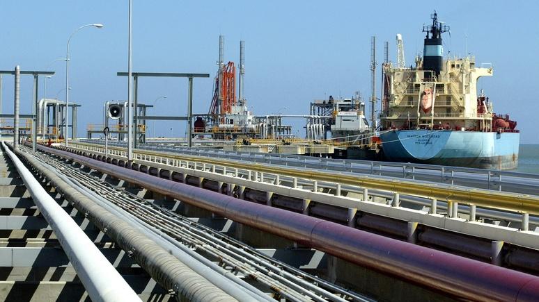 FAZ: влияние США в Венесуэле слабеет с каждым баррелем нефти, утекающим в Россию