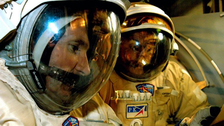 Der Standard: Россия опережает НАСА в развитии скафандров