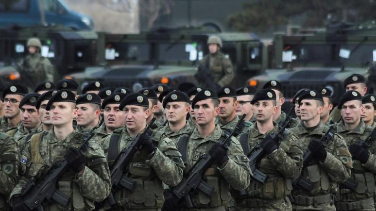 BI: в НАТО назвали «несвоевременным» решение косовского парламента о создании армии