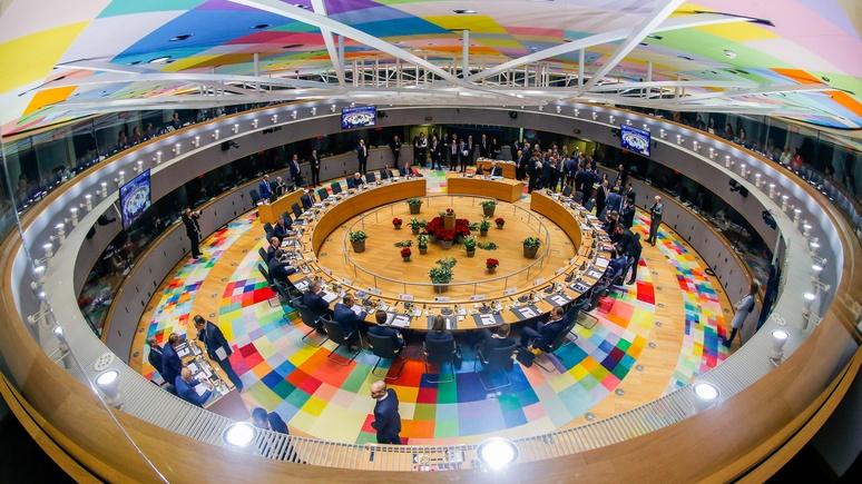 Немецкий журналист: ЕС упустил свой шанс и вступает в новый год обессиленным