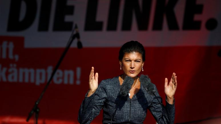 Spiegel: «жёлтые жилеты» появились и в Германии, но до французских им далеко