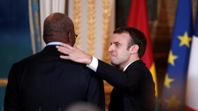 Le Figaro: в политике Макрона разочаровались не только во Франции, но и за рубежом