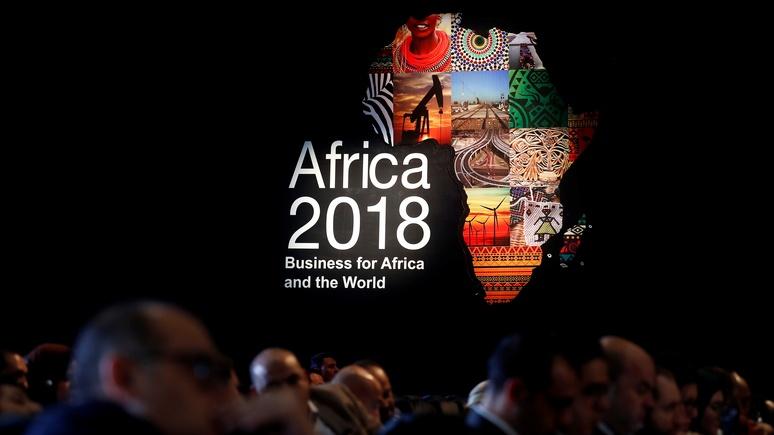 Daily Times: Африка стала полем конкурентной борьбы между США, Россией и Китаем