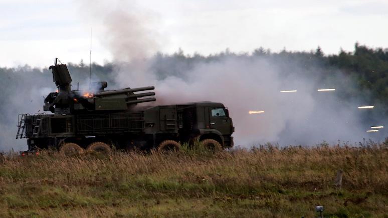 Newsweek: Россия испытывает в Сирии новейшее вооружение, пытаясь выдавить США из страны