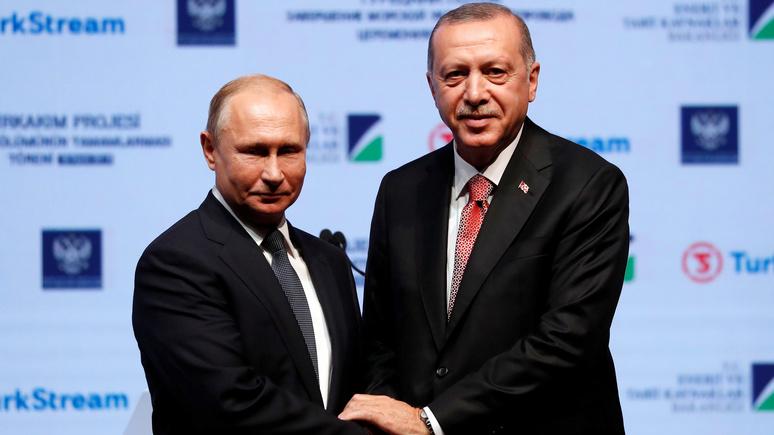 Al Jazeera: Турция и Россия поддерживают тесные связи, несмотря на все различия