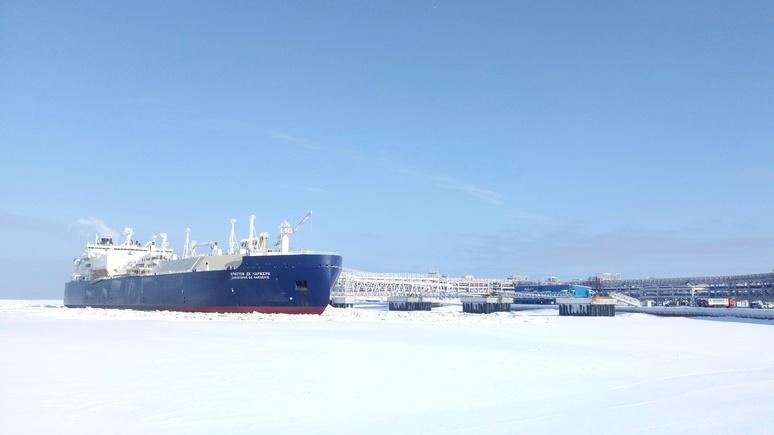 Nikkei Asian Review: Токио поборется в Арктике за мирный договор с Россией