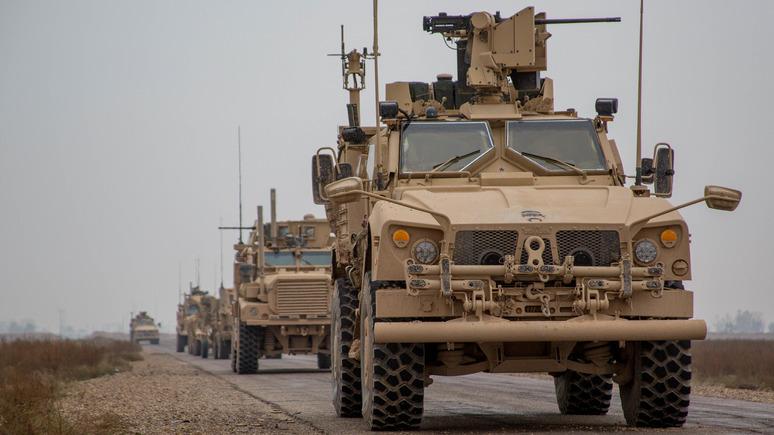 Libération: «Отступление, а не победа» — политолог о выводе американских войск из Сирии