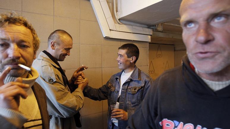 Tages-Anzeiger: в отличие от Горбачева Путин оказался успешен в борьбе с российским пьянством