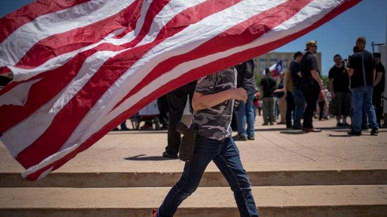 Daily Mail: треть американцев подумывают о переезде из США