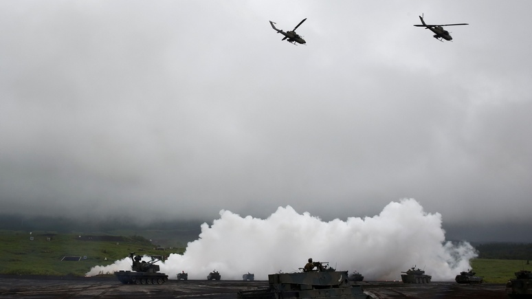 Das Erste: пацифистская Япония вооружается против Китая и Северной Кореи