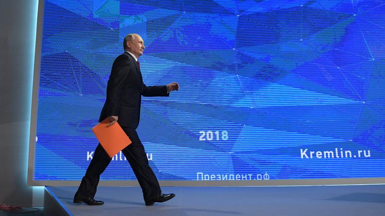 NZHerald: мир кажется прекрасным, если смотреть на него с позиций Путина