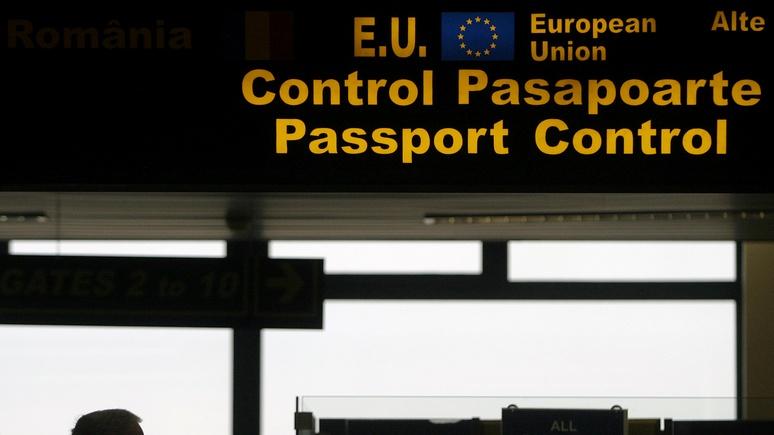 Welt: ЕС собирается использовать детекторы лжи для пограничного контроля