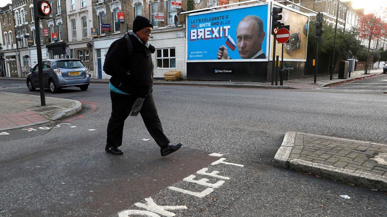 FAZ: британские власти прикрывались «российской пропагандой» в борьбе с оппозицией