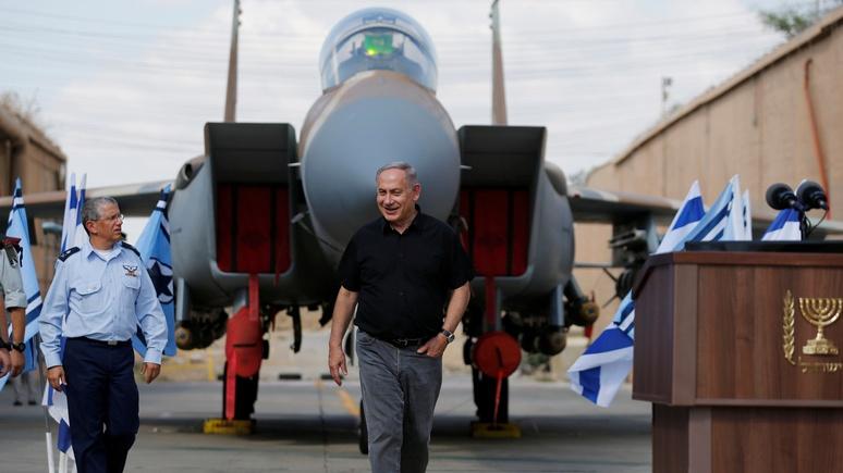 Zeit: Израиль ответил России на обвинения в нарушении суверенитета Сирии