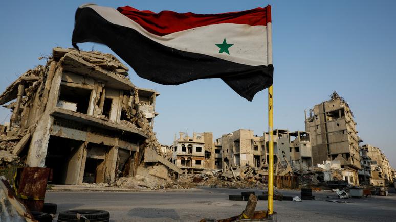 Svenska Dagbladet: война в Сирии — симптом беспомощности либеральной демократии