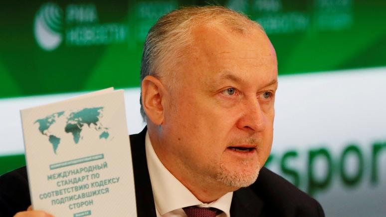 DT: глава РУСАДА попросил Путина пустить международных экспертов в лабораторию