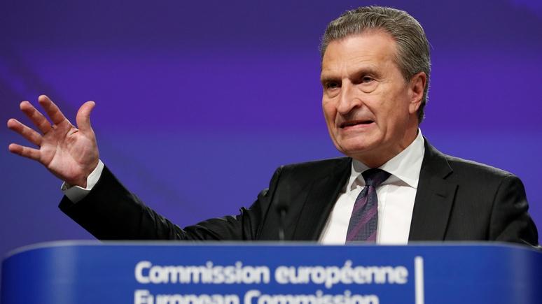 Еврокомиссар: «Северный поток — 2» уже не остановить