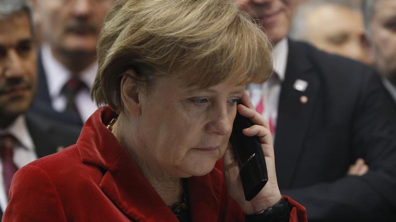 Der Spiegel: Меркель поприветствовала перемирие в Донбассе и призвала освободить украинских моряков
