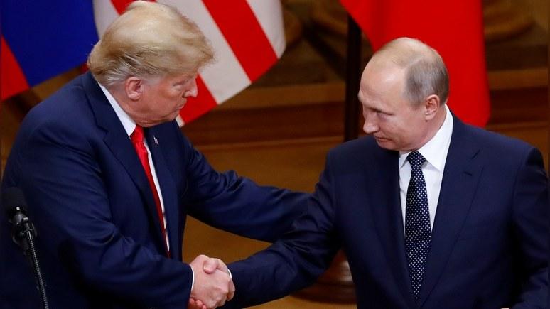 CNN: Путин поздравил Трампа с Новым годом и сообщил, что Россия открыта к диалогу
