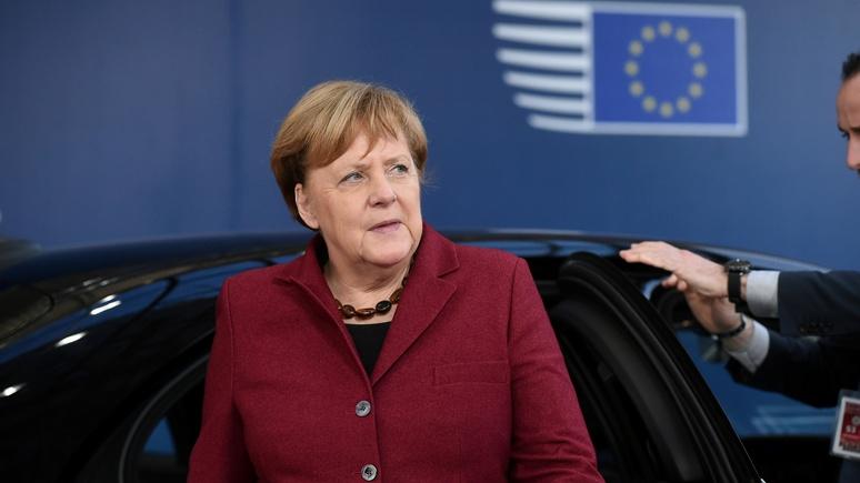 Times: Ангела Меркель пообещала защищать существующий мировой порядок