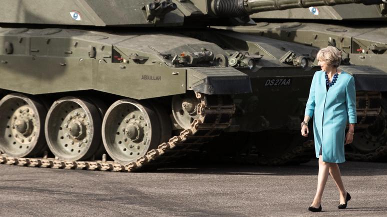 Independent: торговля оружием для Великобритании важнее прав человека