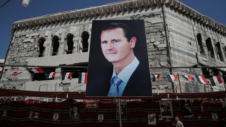 Aftonbladet: недруги Асада сменяют гнев на милость — геополитический ветер подул в другую сторону