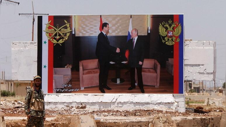 AW: на Ближнем Востоке от Москвы многого не ждали, в этом залог успеха Кремля